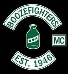 BOOZEFIGHTERS Motorcycle Club CHAPTER 77 CANADA